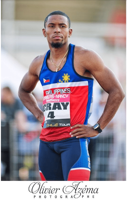 Eric Cray Cruises First 60m of Season runs Heats only 72