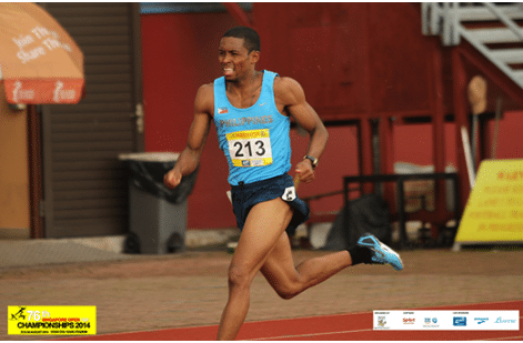 Eric Cray Cruises First 60m of Season runs Heats only 75