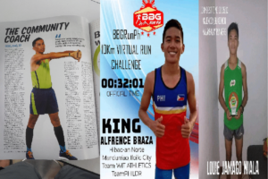 BBG 10K Run Official Results - Alfrence Braza wins 52