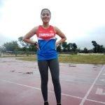 Pinoyathletics Amazing Virtual Women's 60 meter Dash for Cash 38