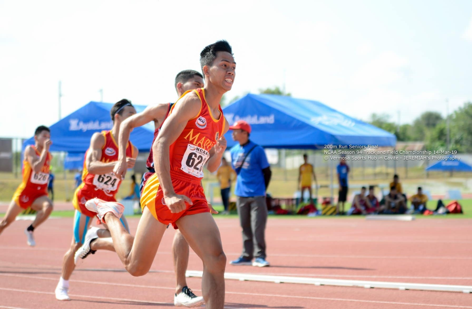 2018 Philippines NCAA Athletics Results 6