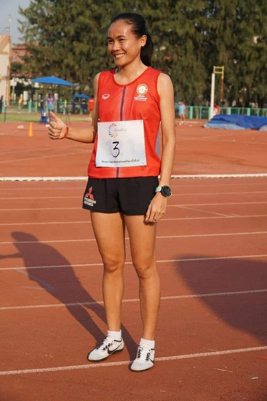 2021 Laos National Track and Field Meet Results