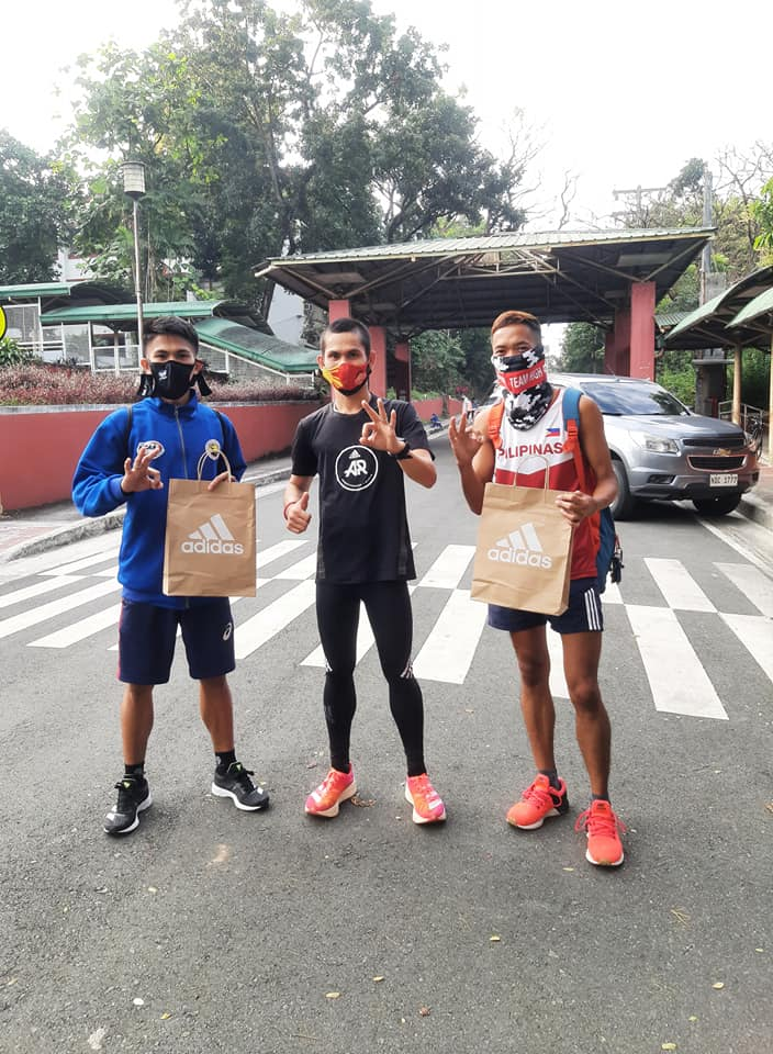 10km Actual Run Bakbakan