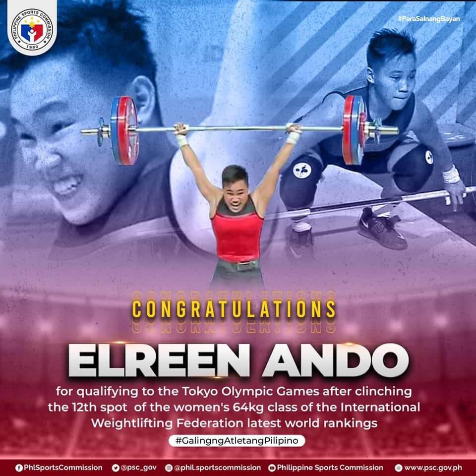 Elreen Ando