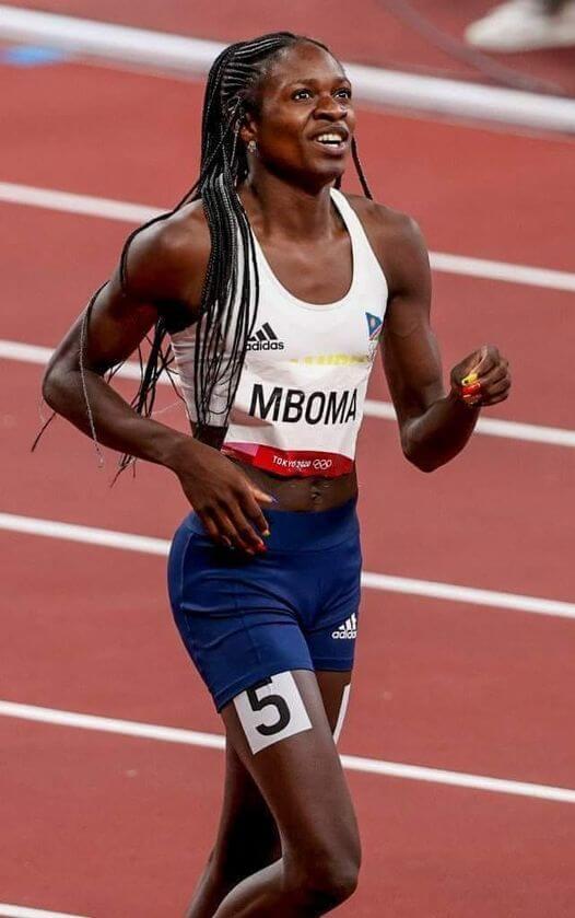 Christine Mboma 1