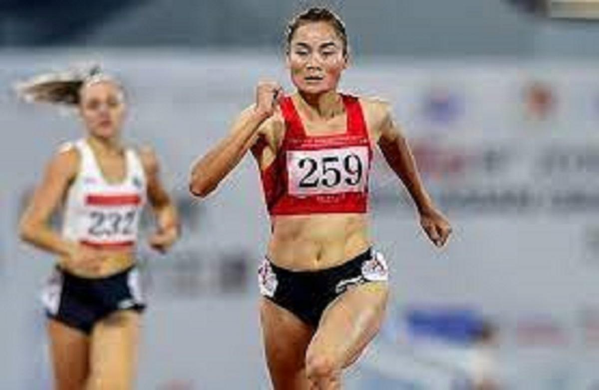 Quách Thị Lan Makes Olympic Semi Final 8