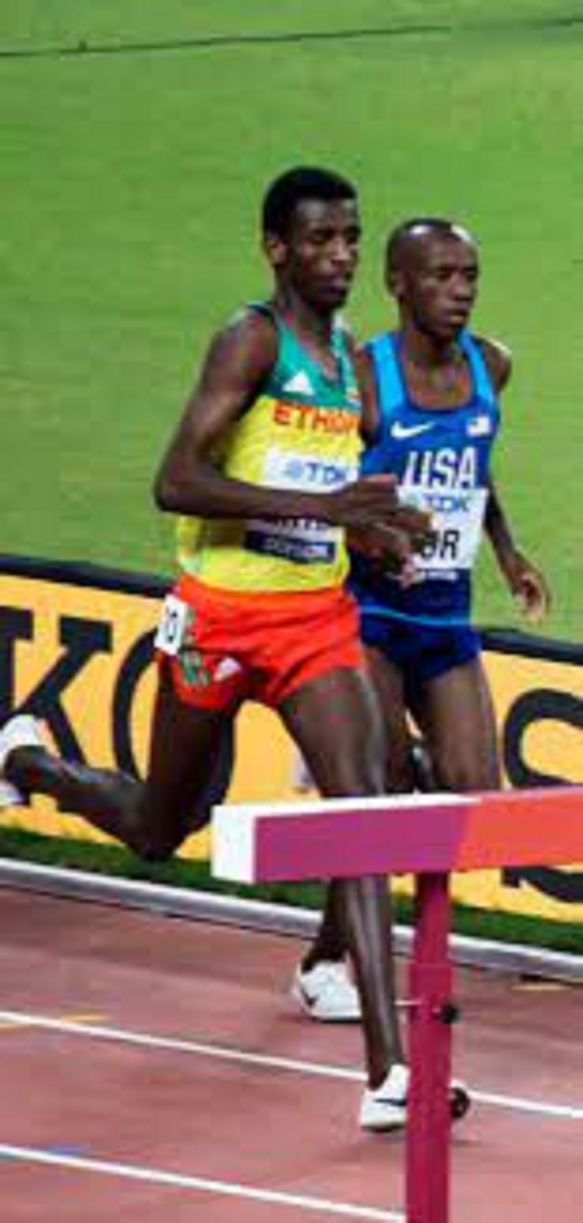 2021 Olympic Games Steeple Chase
