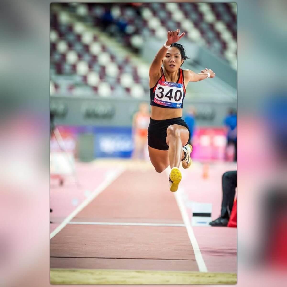 2021 Thailand Open Athletics