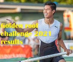 Golden roof challenge 2021 results
