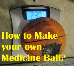 How to Make Own Medicine Ball